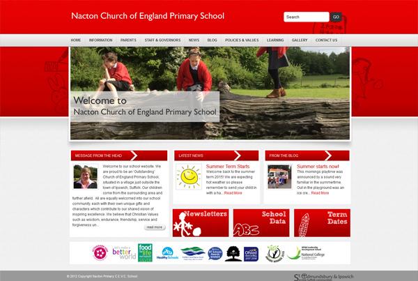 Nacton CEVC Primary School